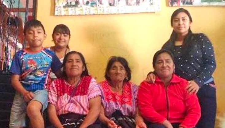 Family maya